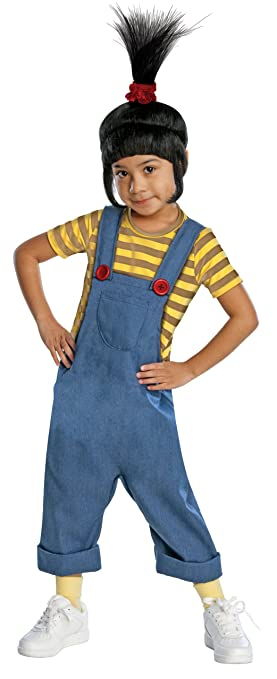 despicable me 2 agnes deluxe costume small