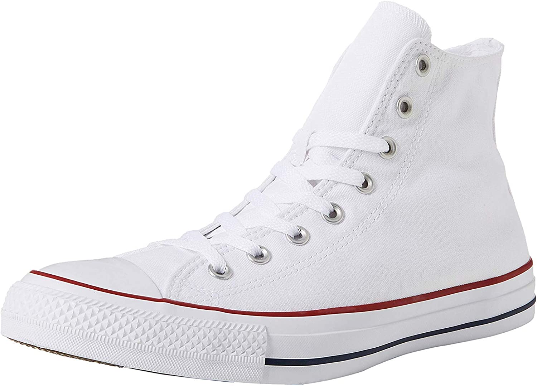 Converse Chuck Taylor Hi Top Optical White Shoes