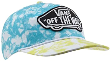 Vans G Snap To It Trucker - Gorra de Ciclismo para Hombre, Color Azul,