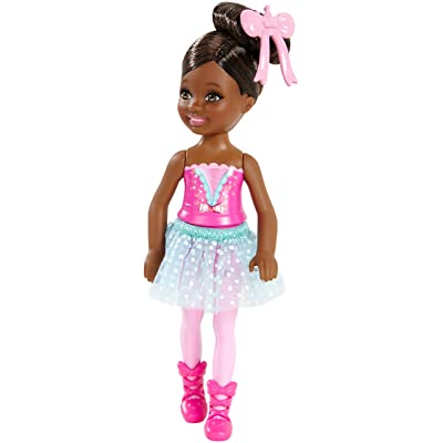 Barbie Sisters Chelsea and Friends Doll, Ballerina: Toys & Games [5Bkhe0306273]