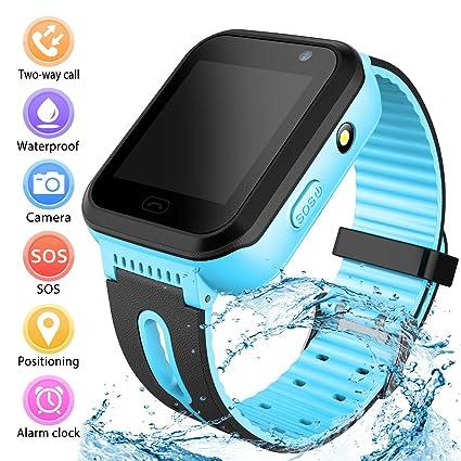 Amazon.com: Reloj inteligente para niños y niñas – Reloj ...