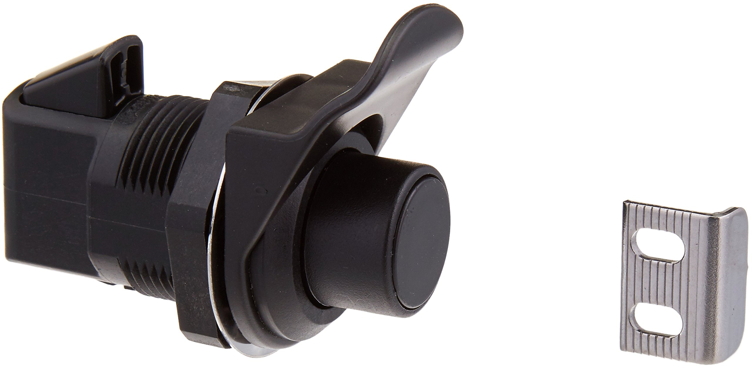 Southco Inc SC-9334 Push-Lock Push-to-Close Latch .415 Panel Thickness, Southco Slam Action Type Latches