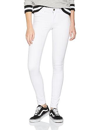ONLY NOS Damen Skinny Jeans onlROYAL Deluxe REG SK PIM102 NOOS, Weiß (White) 8331929966