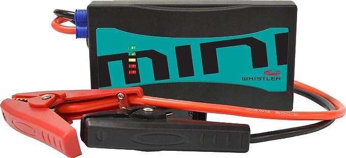 9609fa1ae82 Whistler WJS-1800 Mini Portable Lithium Jump Starter: 160 Starting Amps /  320 Peak