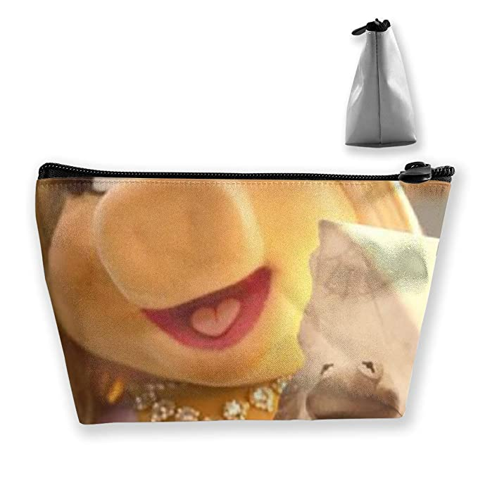Kermit Miss Piggy Maquillaje Bolsa de Viaje Impresora multifunción ...