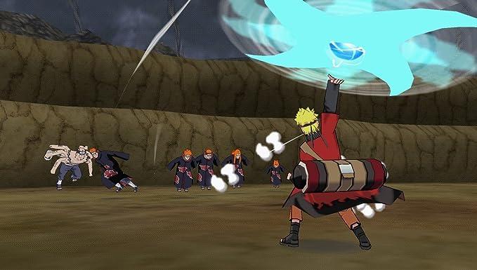 Atari Naruto Shippuden: Ultimate Ninja Impact - Juego ...