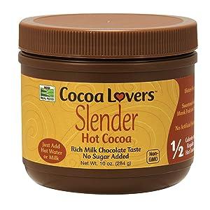 Hot Cocoa Mix No Sugar Added