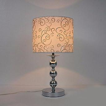 CJSHV-Lámpara de mesa La Sala De Estar Dormitorio Lampara Velador ...