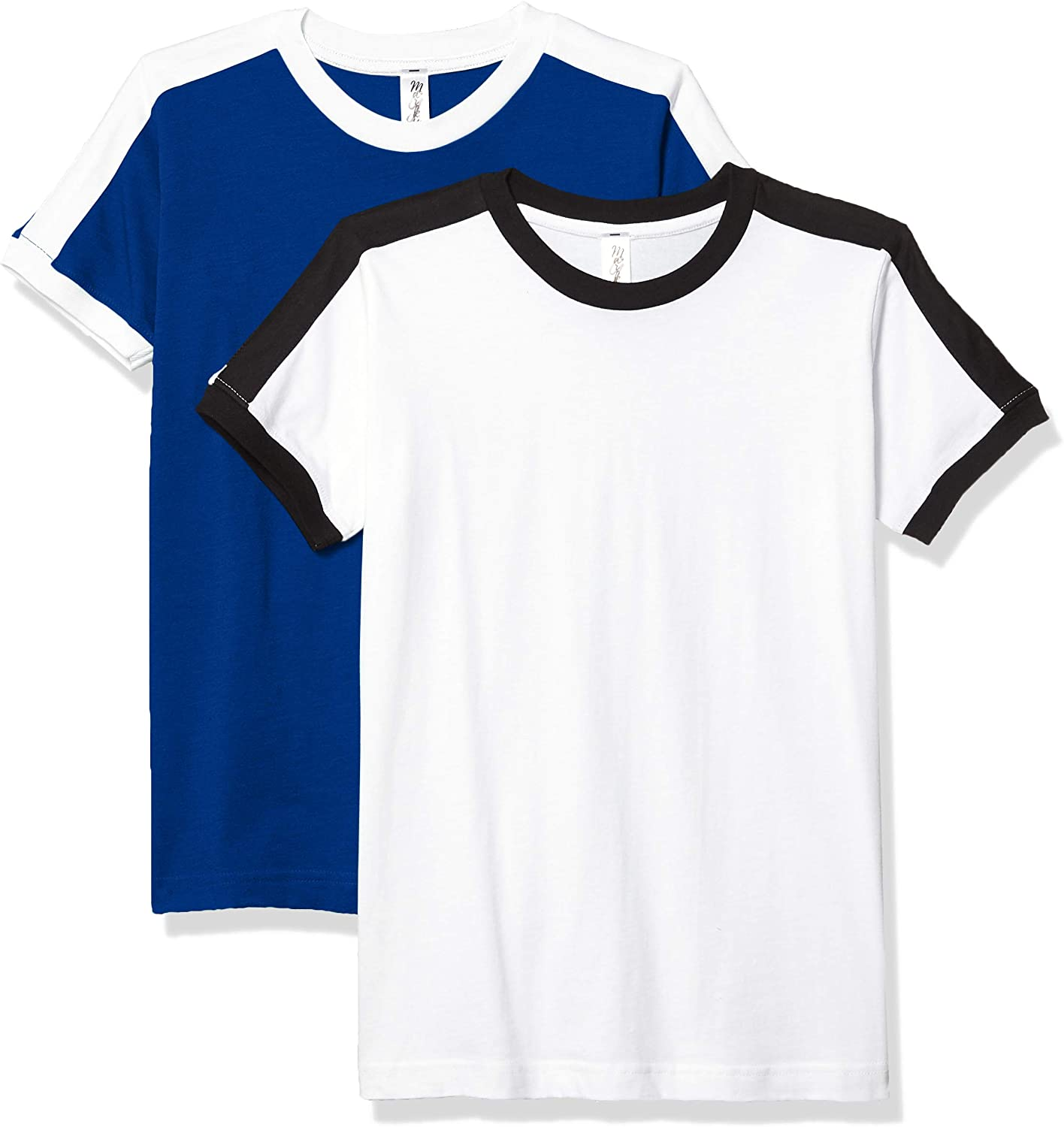 Marky G Apparel Boys Retro Ringer Tee
