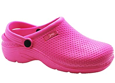 Womens Lightweight EVA Clogs
