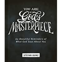Image for You are God's Masterpiece: 60 Beautiful Reminders of What God Says About You