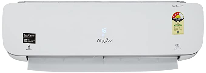 Whirlpool 1.5 Ton 3 Star Inverter Split AC (Aluminium, 1.5T 3DCool Eco 3S-W,White)