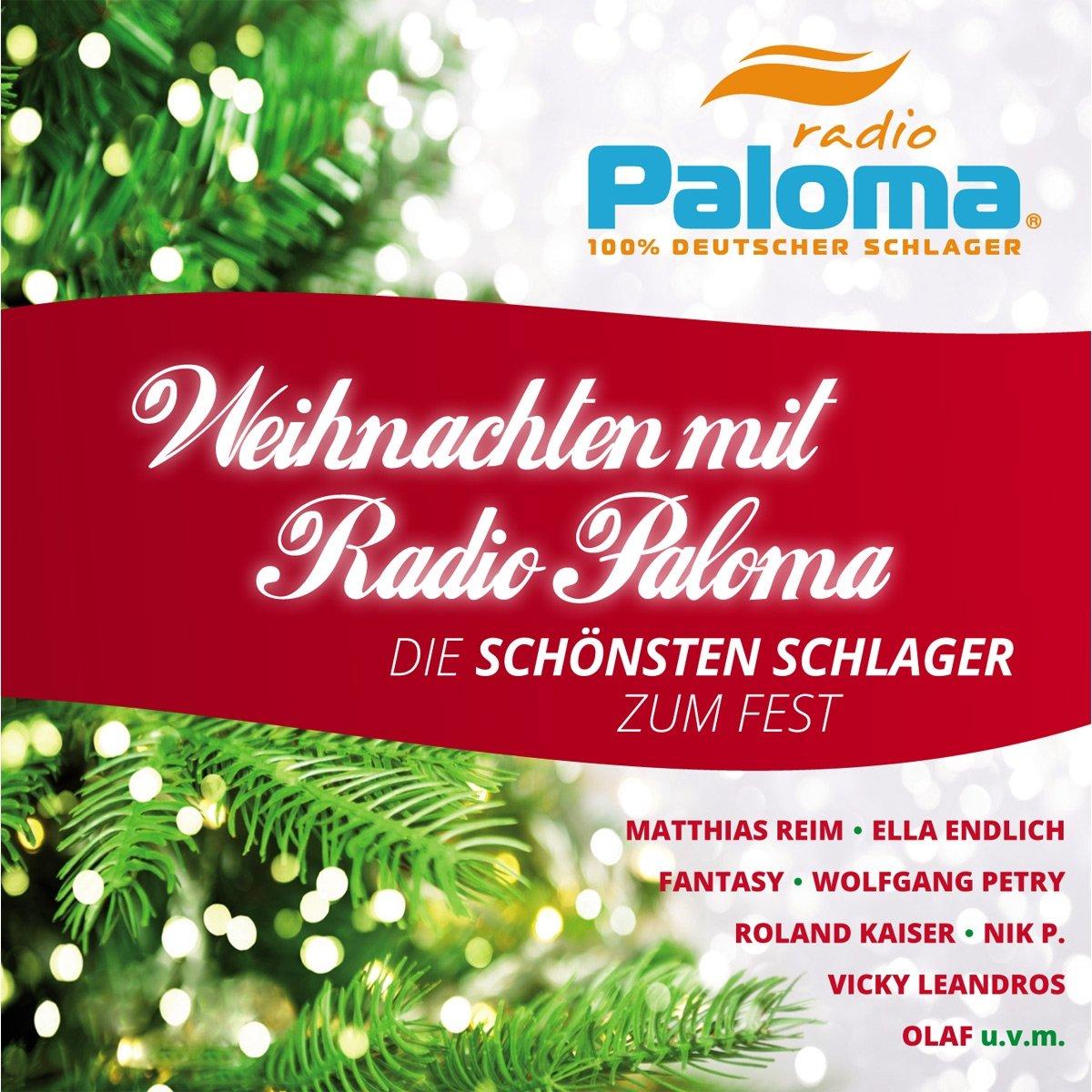 Weihnachten mit Radio Paloma - Various: Amazon.de: Musik