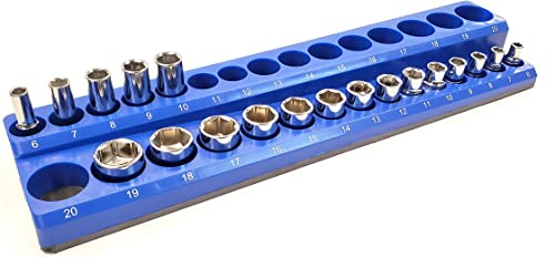 Vetco 30-Piece METRIC Magnetic Socket