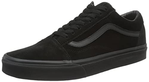 9a7edef9cea734 Vans Men's Old Skool Trainers, (Suede) Black Nri, 5.5 UK 40 EU