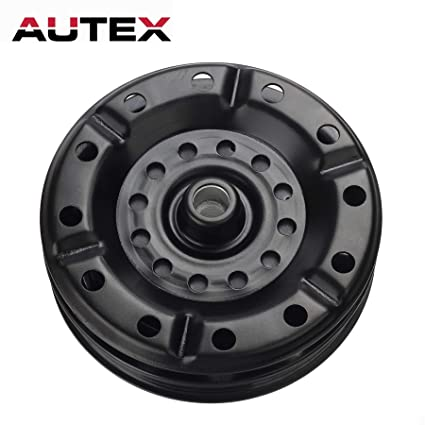 Amazon.com: AUTEX AC A/C Compressor Clutch Coil Assembly Kit 88310-52481 Replacement for 2007 2008 2009 2010 2011 2012 Toyota Yaris 1.5L: Automotive