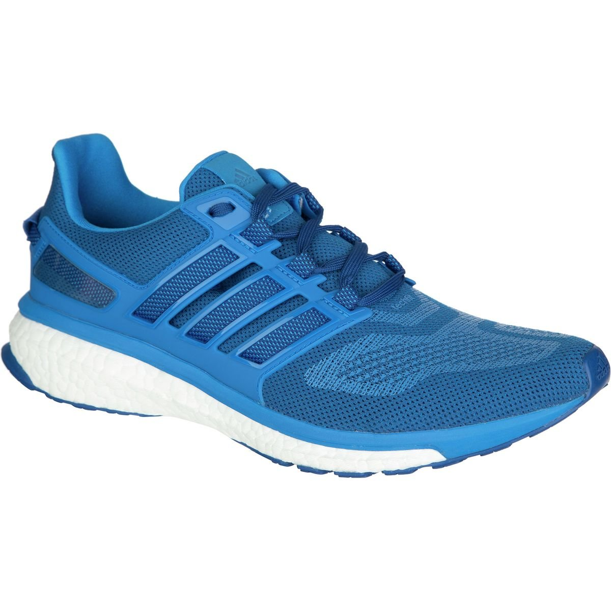 adidas Performance Men's Energy Boost 3 M Running Shoe B01LZKW9HE 8 D(M) US|Blue / Blue-white