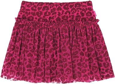 boboli 466095, Falda para Niñas, Multicolor (Leopardo 9912) 3 años ...
