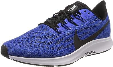 los padres de crianza Cerebro fábrica  Nike 8.43701E+12, Hombre, Azul (Racer Blue/Black/White 400), 42.5 EU:  Amazon.es: Zapatos y complementos