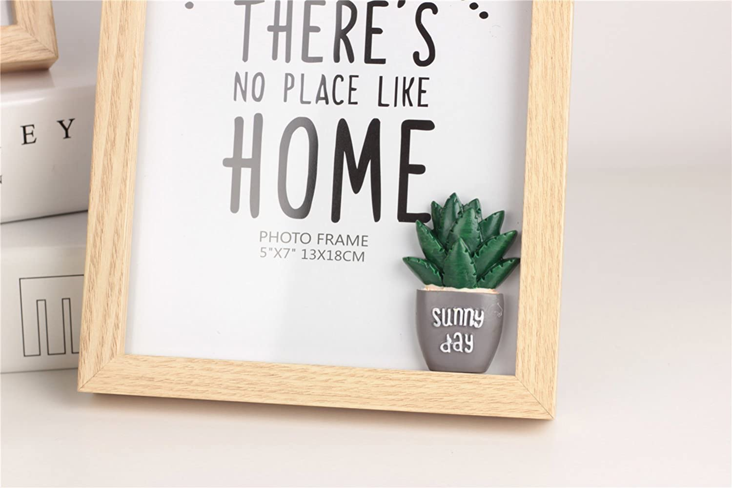 Home/&Me Wood Picture Photo Frame 6 x 4 Inches