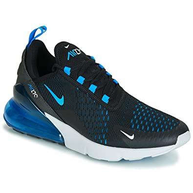 | Nike Mens Air Max 270 Running Shoes BlackPhoto