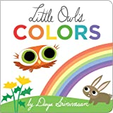 Little Owl's Colors