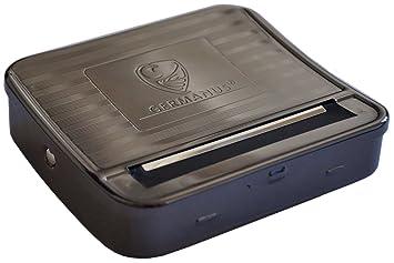 GERMANUS Cigarette Rolling Machine Premium - Máquina para liar Cigarrillos, Maquina de llenado de Tabaco: Amazon.es: Hogar