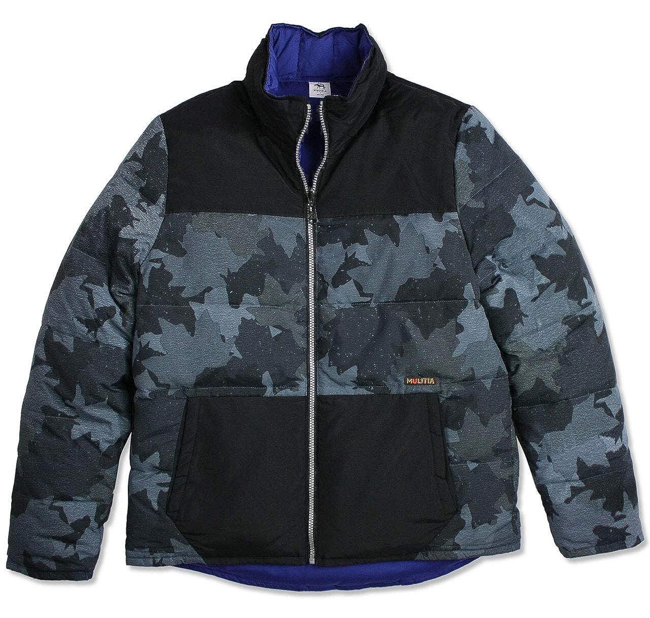 Mulitia Mens Mountain Down Jacket