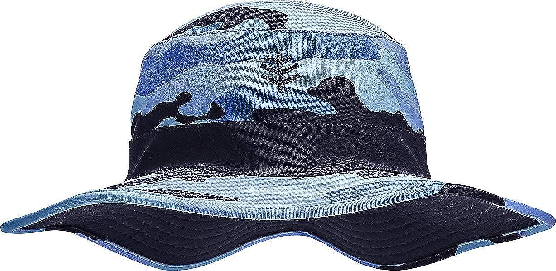 Small//Medium- Bold Flowers Sun Protective Coolibar UPF 50 Girls Reversible Surf Bucket Hat