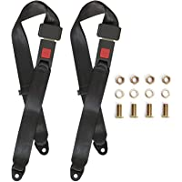 2 Pack 14.25 Car Seat Belt Extender Car Buckles for Belt Extension