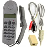 Teléfono linea probador con herramienta Cable
