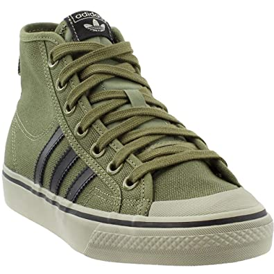 tout neuf 147bd e8b33 Amazon.com | adidas Mens Nizza HI Athletic & Sneakers | Shoes