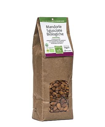Almendras sin cáscara 1 Kg - Producido por agricoltura organica