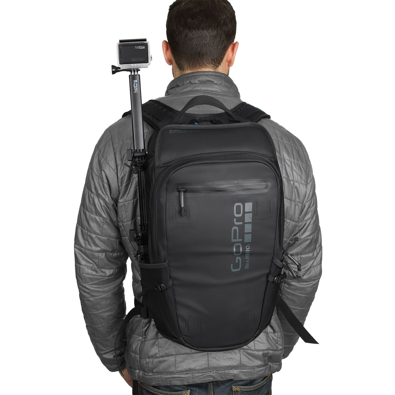 GoPro Seeker Backpack Trageansicht