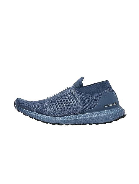 adidas UltraBoost Laceless Schuhe Blau für Herren Neue