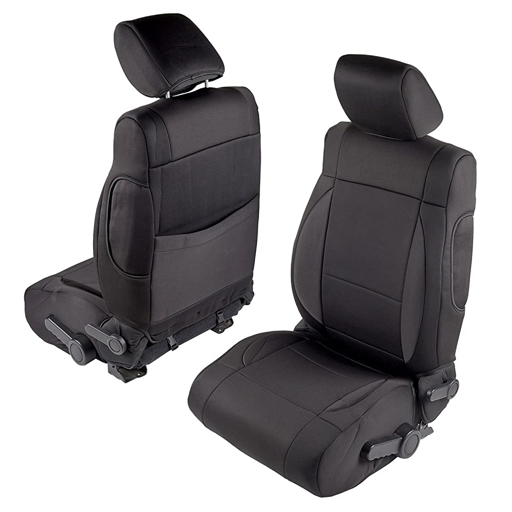 3. Smittybilt 471701 Neoprene Seat Cover Set