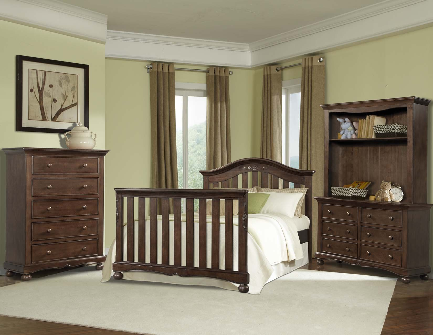 Westwood Design Meadowdale Conversion Bed Rails, Madera by Westwood Design (Image #3)