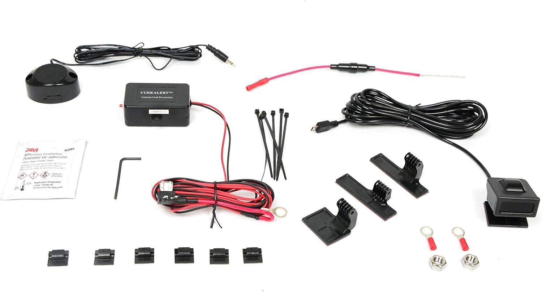 Brandmotion 5000-CA14 Curb Alert Parking Sensor for Corvette C7