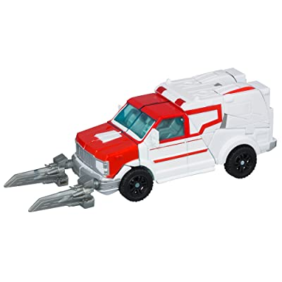 Transformers Prime Robots in Disguise Deluxe Class Autobot Ratchet: Toys & Games [5Bkhe0203345]