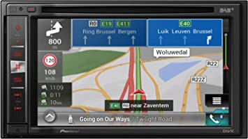 Spiegel Hout Xenos : Pioneer avic f980bt naviceiver 6 2 zoll high quality: amazon.de