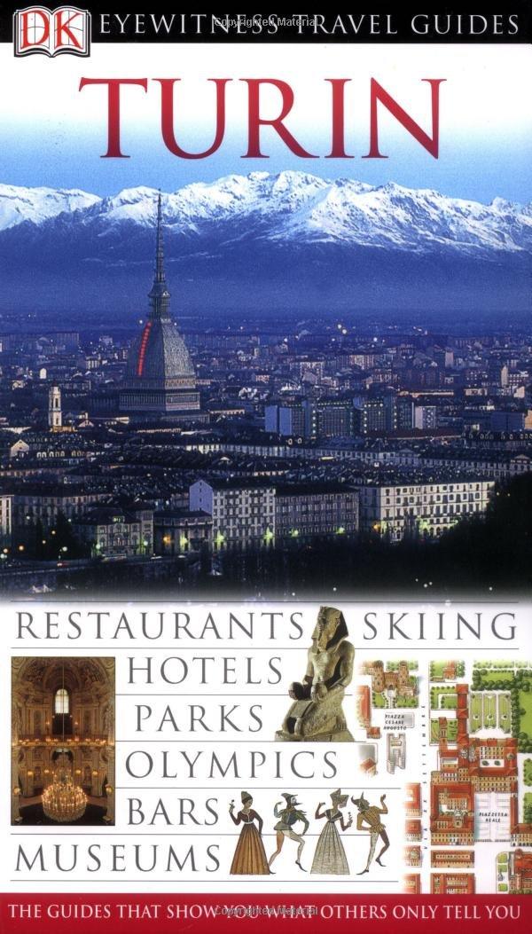 Turin (DK Eyewitness Travel Guide) pdf