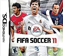 FIFA Soccer 11 - Nintendo DS: Video Games - Amazon com