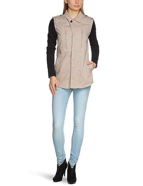 Vila Clothes Damen Jacke 14015438 Ardell Jacket