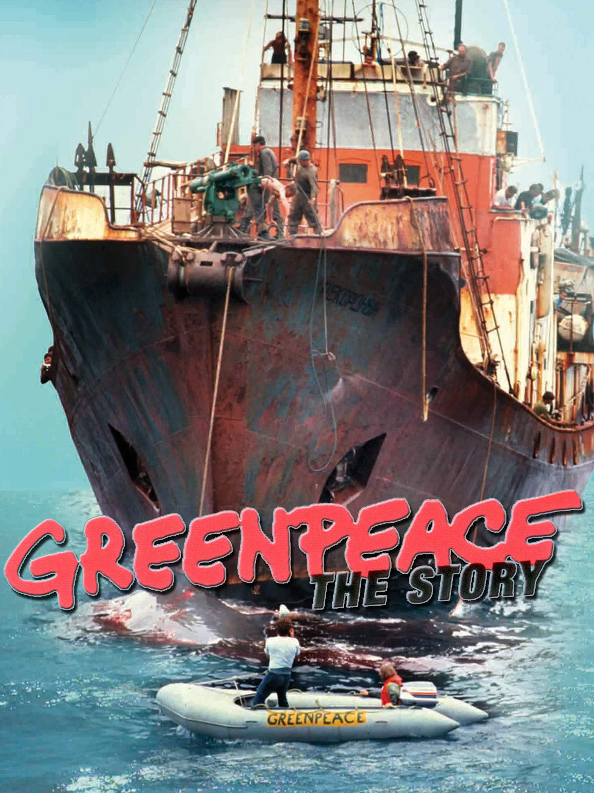 Greenpeace: The Story on Amazon Prime Video UK