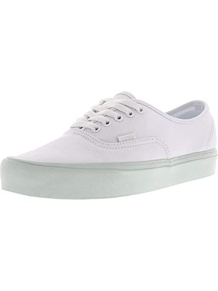 f40ff583a5 Vans Authentic Lite Pop Pastel White Zephyr  Amazon.co.uk  Shoes   Bags