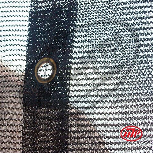- MP Indoor Paintball Netting - 12' x 200' Roll - Flame Retardant MP-NT-B12200FR