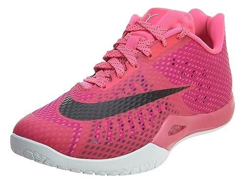 9e4a6253b5e4d Nike Men's Hyperlive Basketball Shoes (11.5, Pink): Amazon.ca: Shoes ...