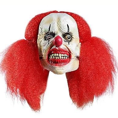 Gysad Mascaras terror latex Halloween Decoracion Adulto Carnaval Fiesta Mascaras Divertido Mascaras halloween