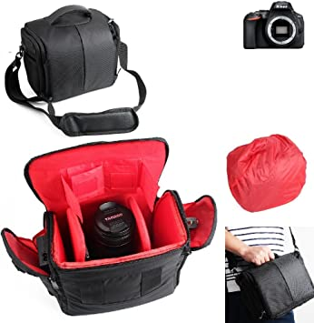 K-S-Trade para Nikon D5600: Impermeable Anti-Choque DSLR SLR ...