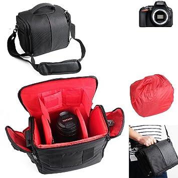 K-S-Trade para Nikon D5600: Impermeable Anti-Choque DSLR SLR ...